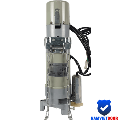 Motor Cửa Cuốn Mayaki Z250 – 400kg – 600kg .Bảo Hành 2 Năm
