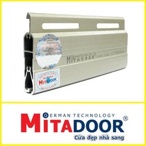 Cửa Cuốn Mitadoor CT5222 | 1.2-1.5mm | 2 Chân 2 Vít | 1,300,000đ/m2