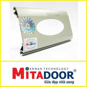Cửa Cuốn Mitadoor LG71 | 1.5mm | Lỗ Thoáng Lớn | 850,000đ/m2