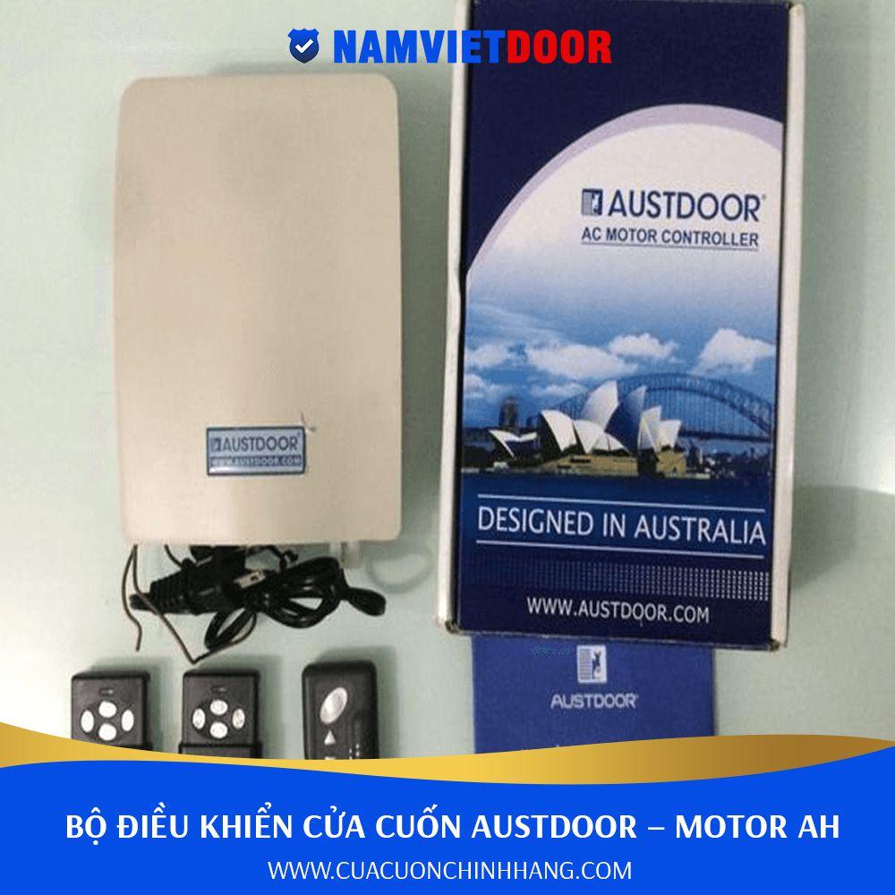 Bộ điều Khiển Cửa Cuốn Austdoor – Motor AH